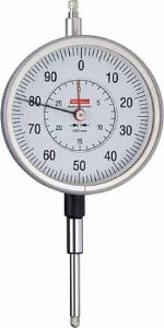 KAFER Dial Gauge GM 80/30 T - Reading: 0.01 mm
